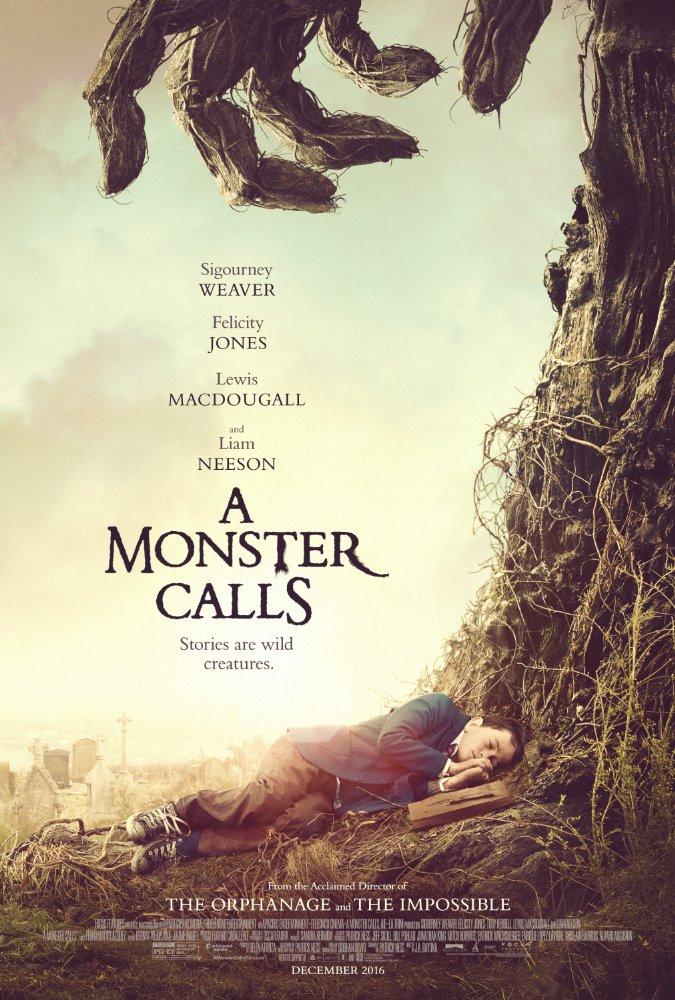 Crítica Sete Minutos Depois Da Meia Noite Monster Calls 2016