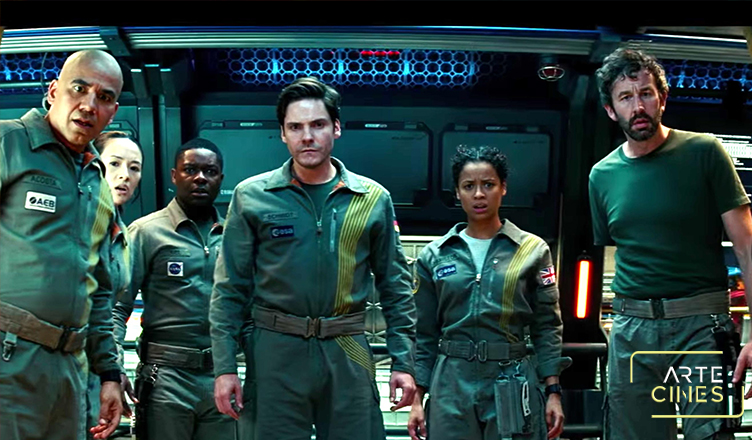 The Cloverfield Paradox critica